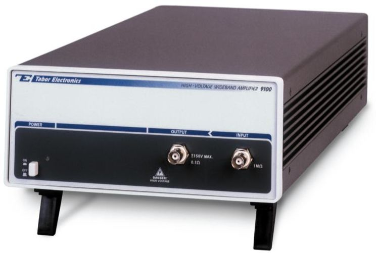 High voltage signal amplifier: 1 channel, 300Vpp, 150mA, 500kHz