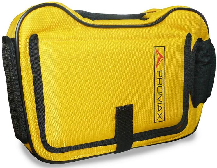 Carrying softcase with built-in sunshield for HD Ranger & HD Ranger+