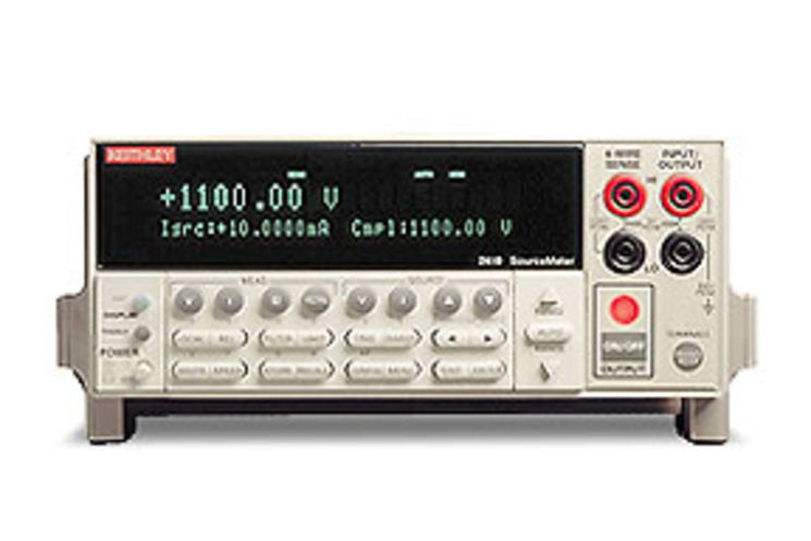 High Voltage SourceMeter w/ Measurements up to 1100V and 1A, 20W Power Output