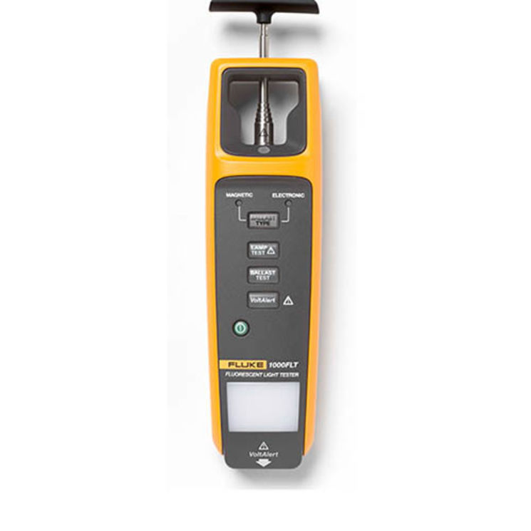 Fluorescent Light Tester, ballast, non-contact voltage and continuity