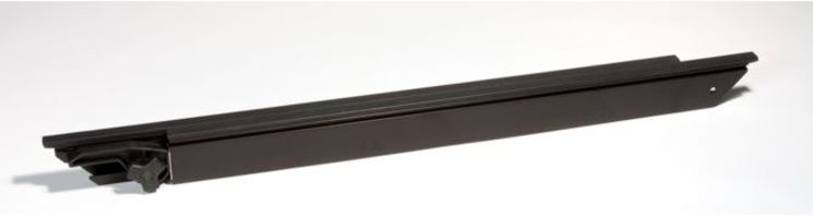 Horizontal brace for BlowerDoor mounting frame standard