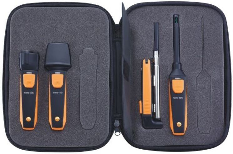 VAC set - Smart and Wireless Probe Kit