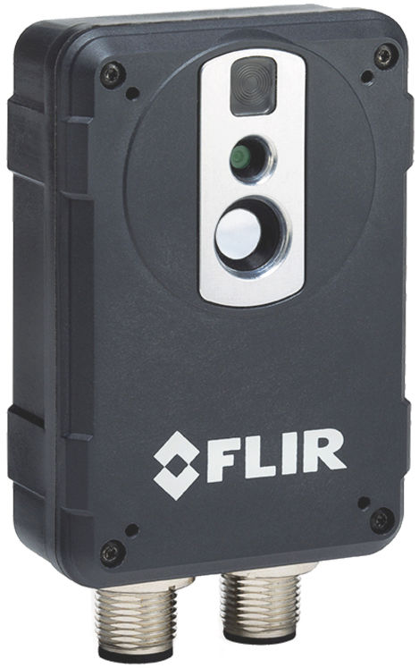 AX8 Thermal camera for continuous condition & safety Monitoring, 80x60, 48x37°