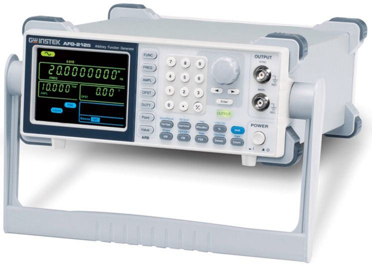 25MHz Arbitrary Waveform Function Generator with Sweep Mode, AM/FM/FSK Modulation & Ext. Counter